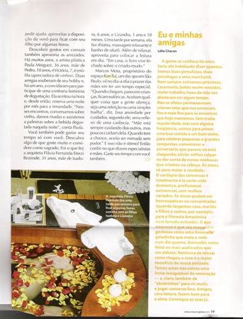 Revista Crescer - Edição Maio/2004